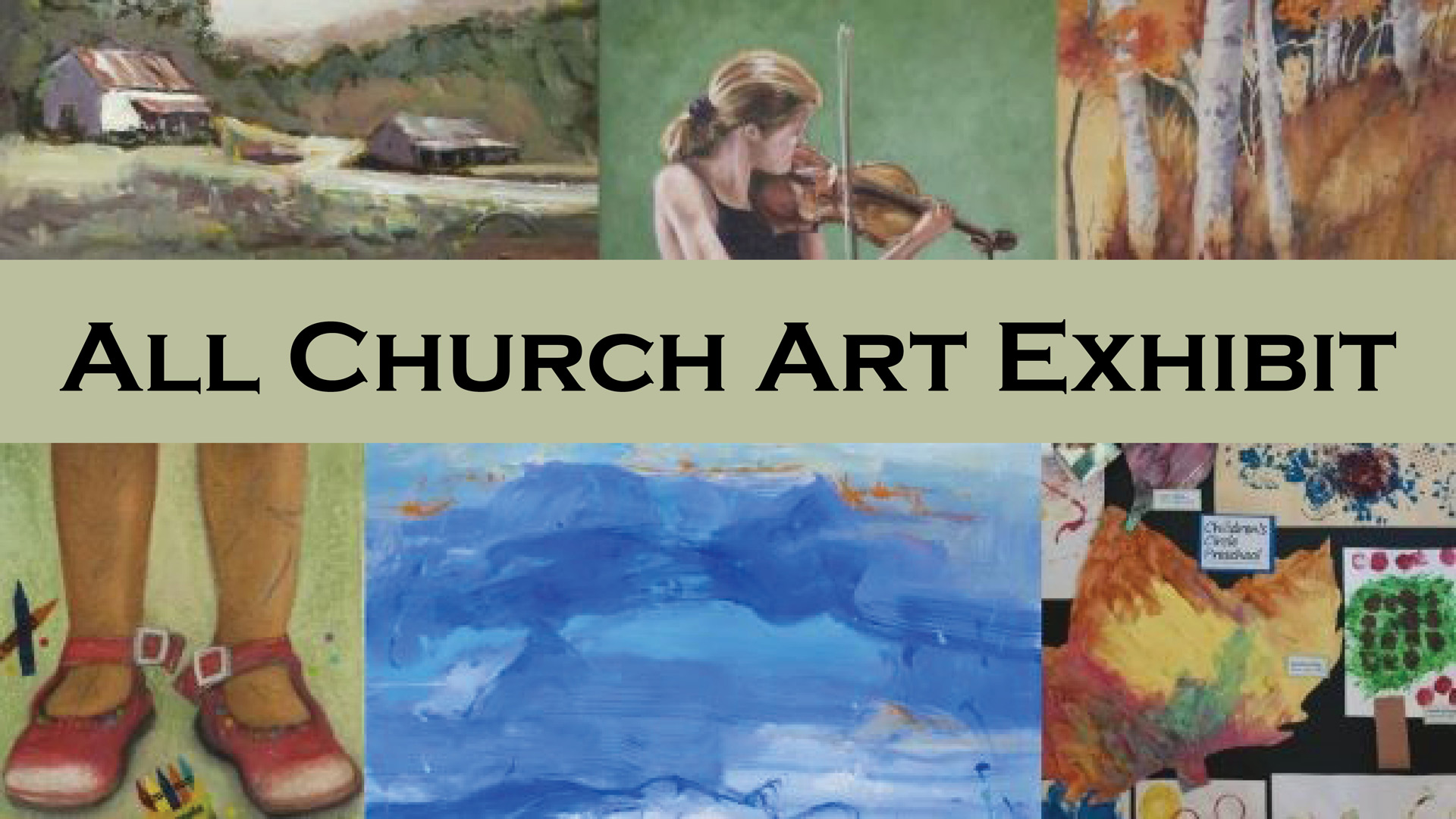 All Church Art Exhibit