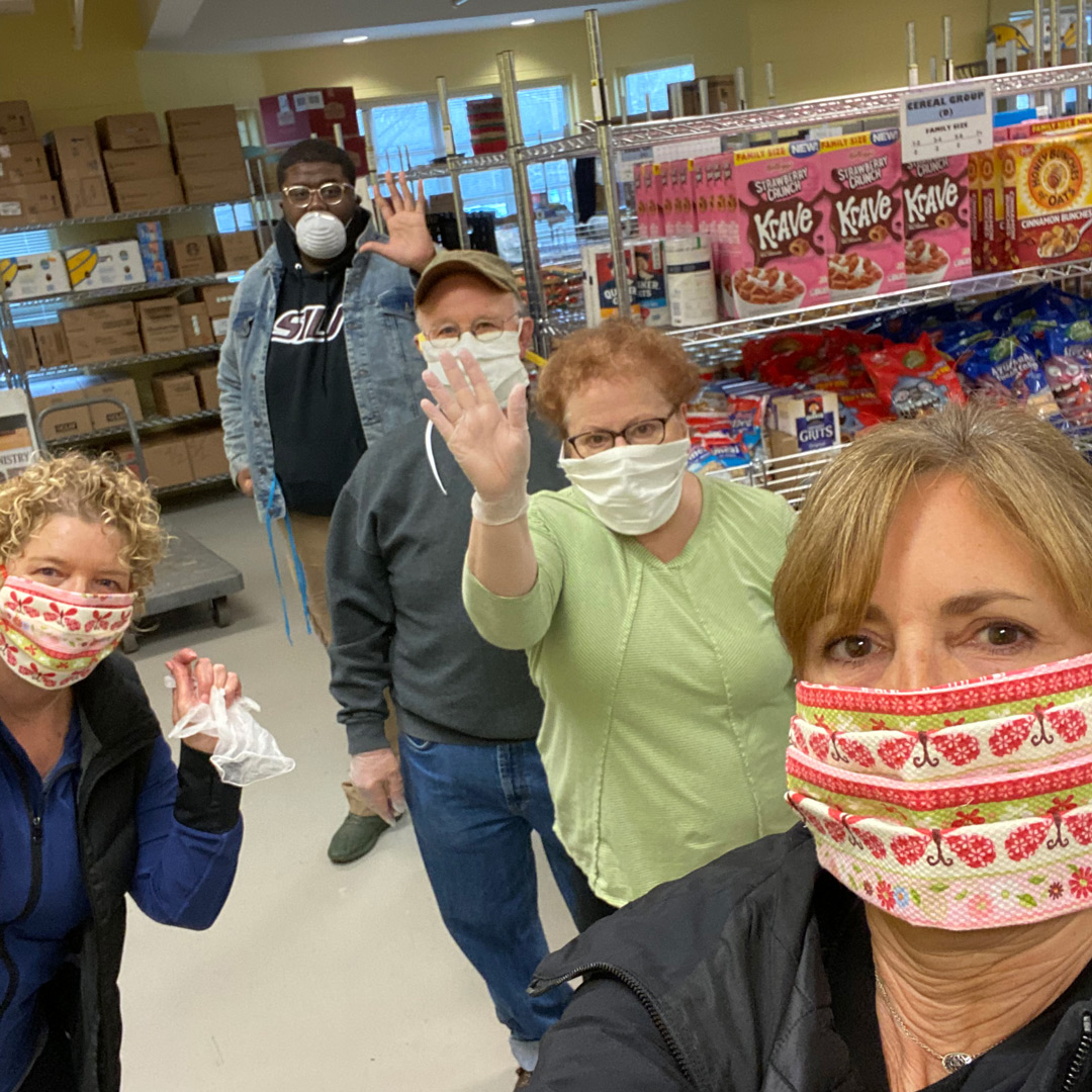 Serve with Second