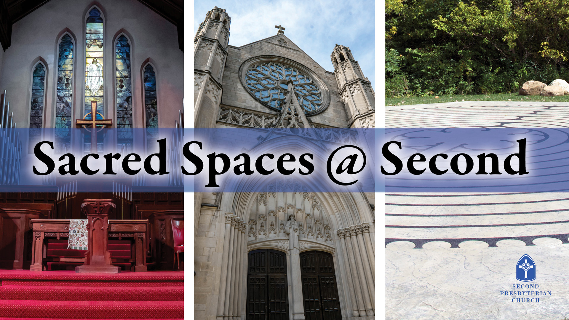 Sacred Spaces @ Second